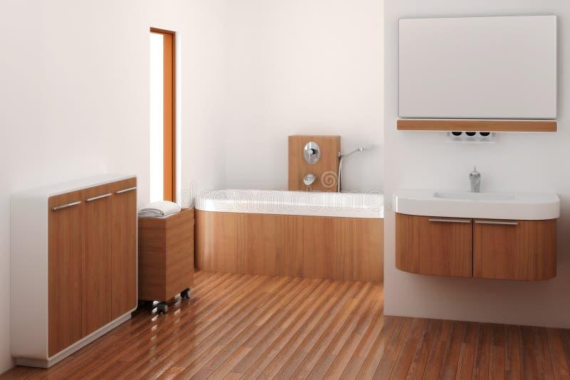 łazienka ilustracji
