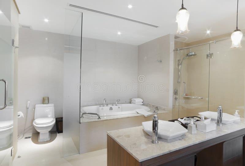 łazienka czysty fotografia royalty free