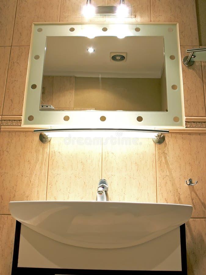 łazienka elegancka fotografia royalty free