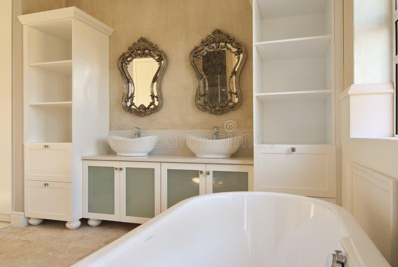 Łazienka główna łazienka fotografia stock