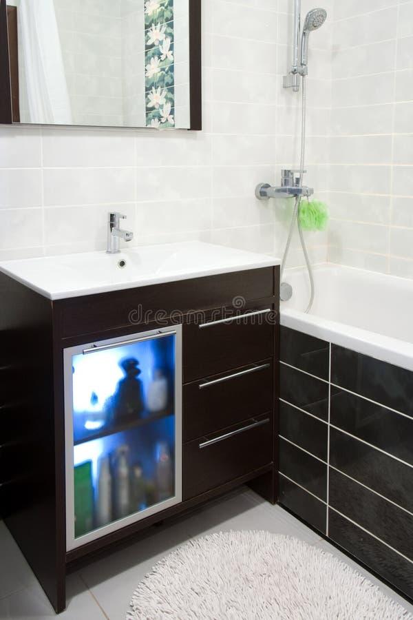 łazienka gabinet obraz stock