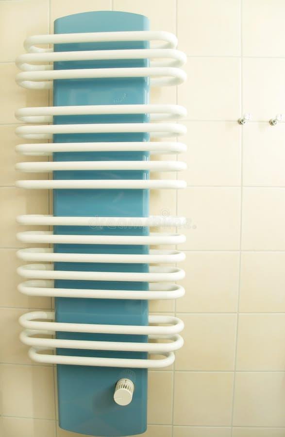 łazienka grzejnik zdjęcie royalty free