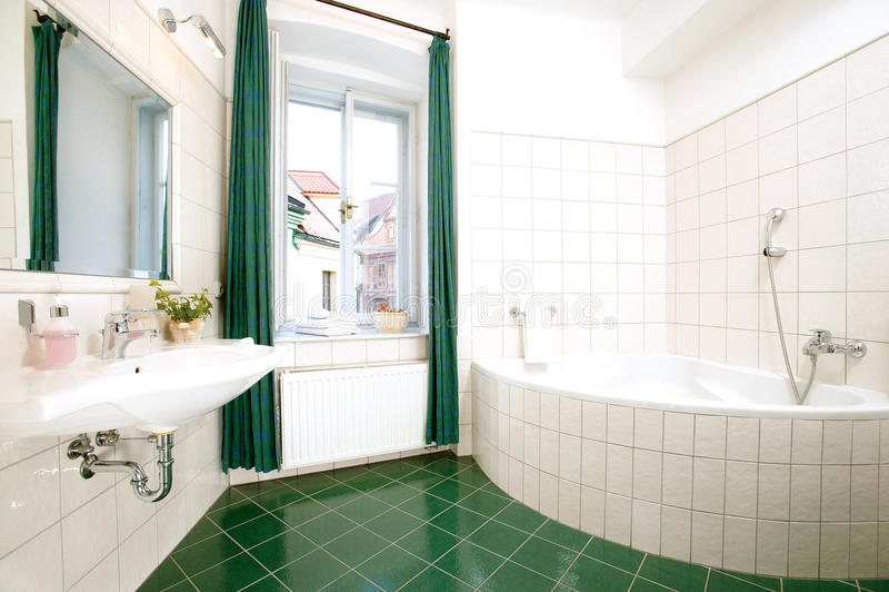 łazienka luksus obraz royalty free