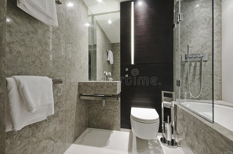 łazienka marmur obraz stock