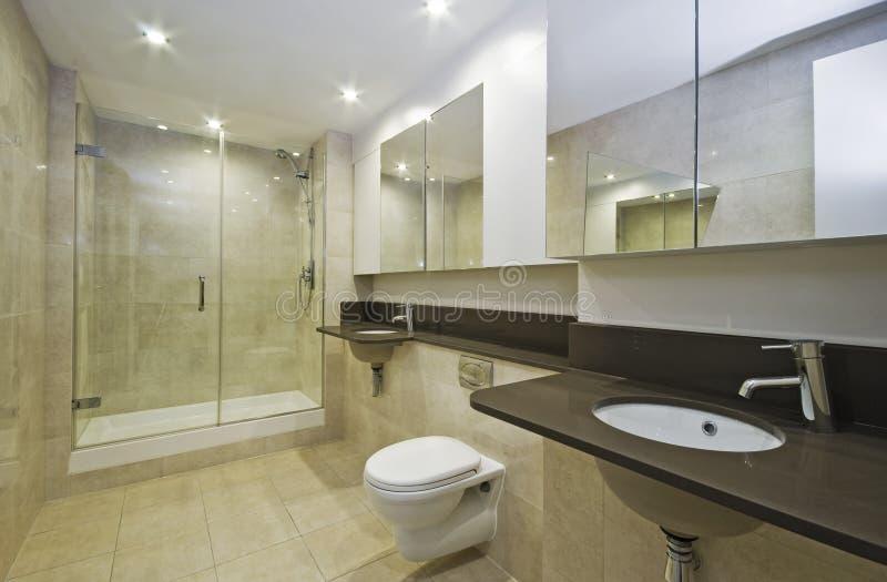 łazienka marmur fotografia stock