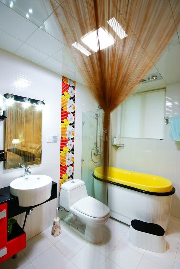 łazienka nowożytna zdjęcia stock