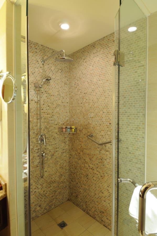 łazienki hotelu wnętrze fotografia royalty free