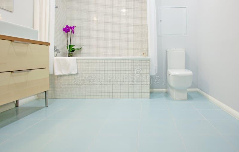łazienki wnętrze zdjęcie royalty free