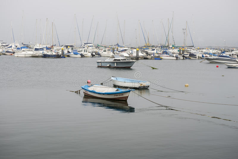 łodzie target1006_1_ jachty zdjęcie royalty free