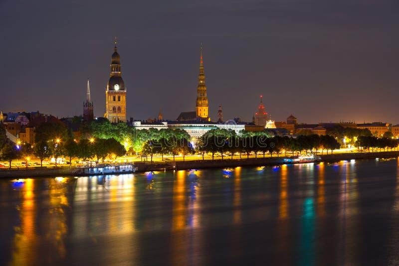 łotwa Riga fotografia royalty free
