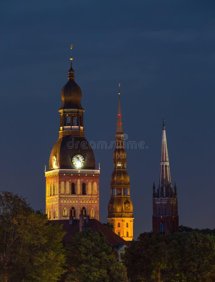 łotwa Riga obrazy stock