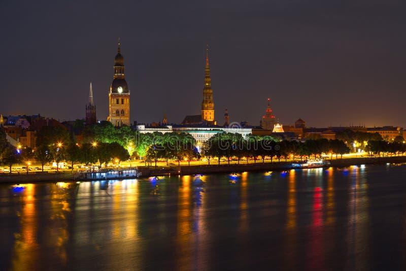 łotwa Riga obrazy royalty free
