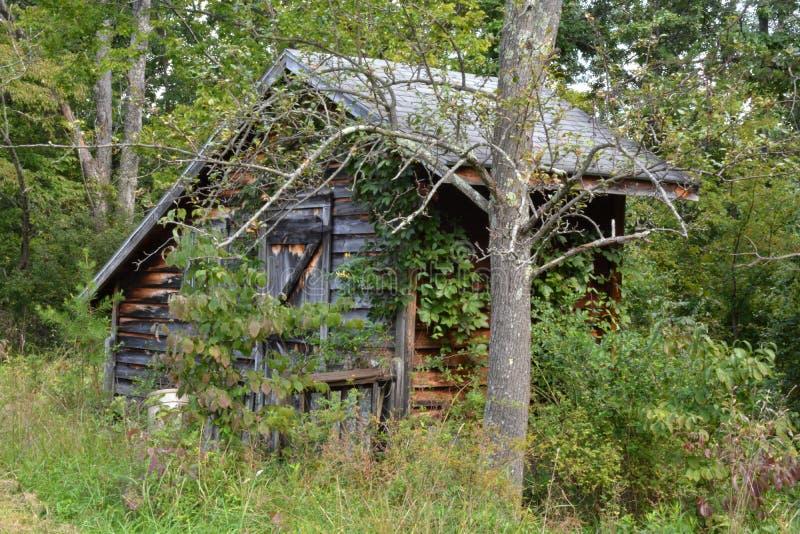 Łowiecka kabina zdjęcia stock