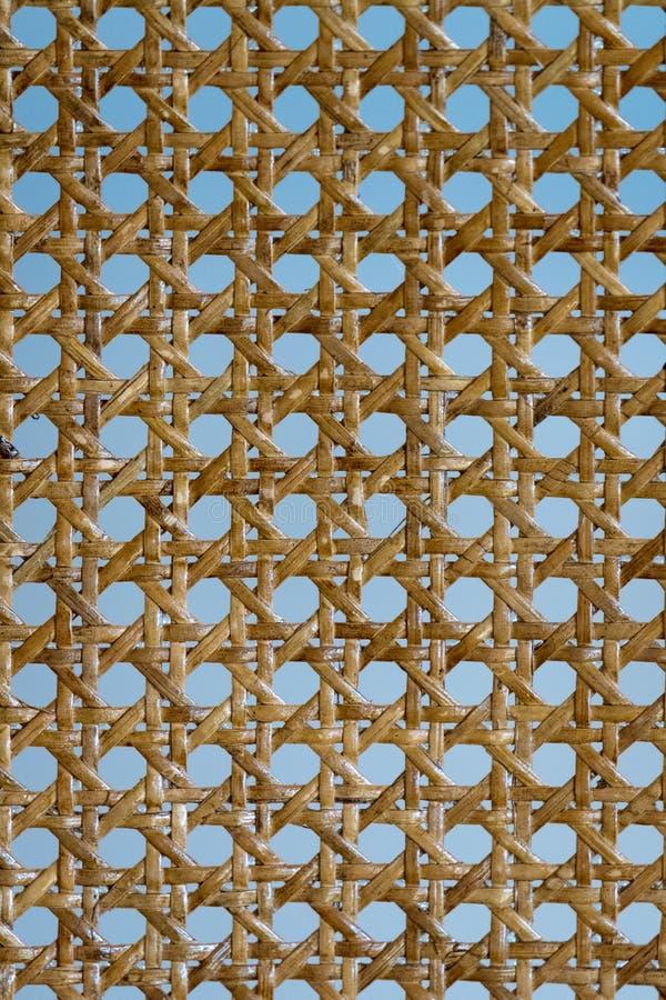 Łozinowy tekstury tło szczegół wyplata bezszwową teksturę zdjęcia royalty free