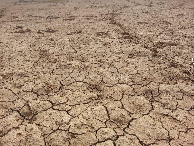 Łupanie podłoga jezioro obrazy stock