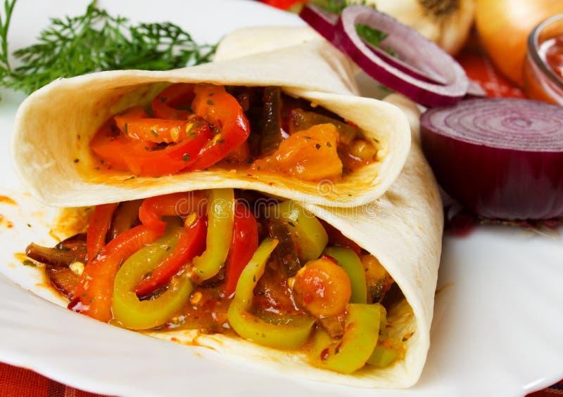 łuska taco jarosza obraz stock