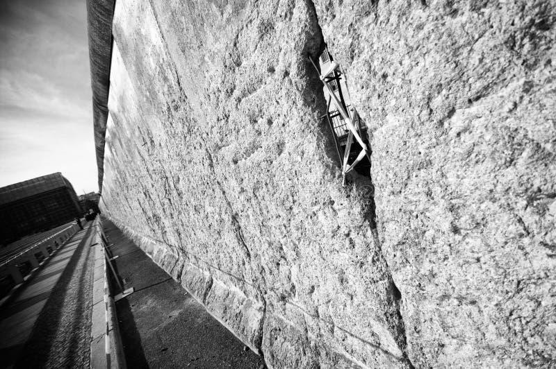 Ściana, Berlin zdjęcie stock