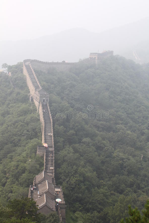 Ściana Chiny obrazy stock