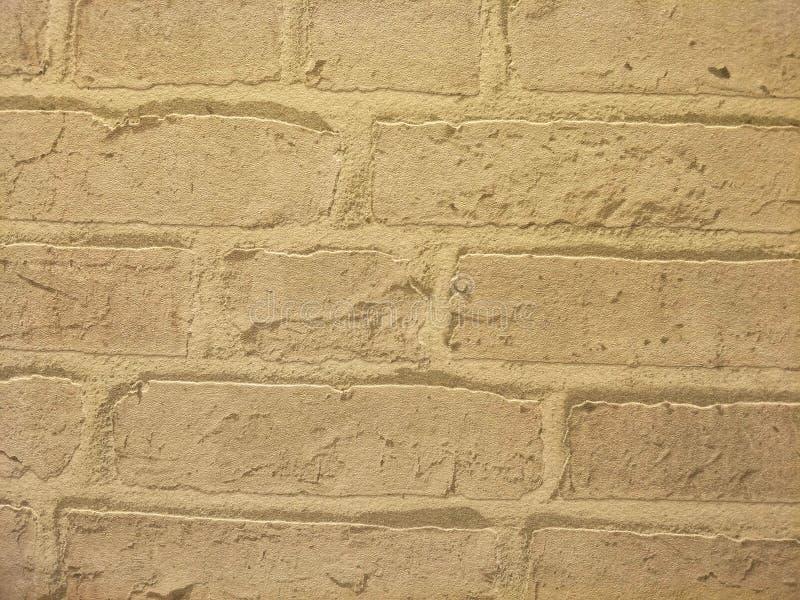 Ściana jest żółta fotografia stock