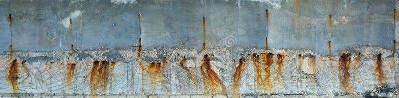 ściana konkretną obrazy stock