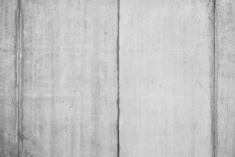 Ściana precast beton fotografia stock