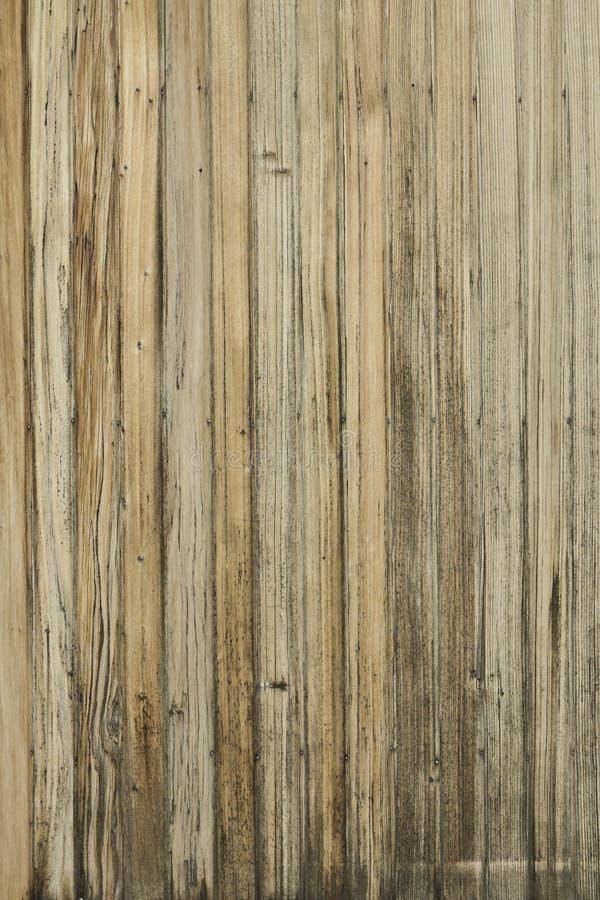 Ściana starzejący się drewniany wzór zdjęcie stock