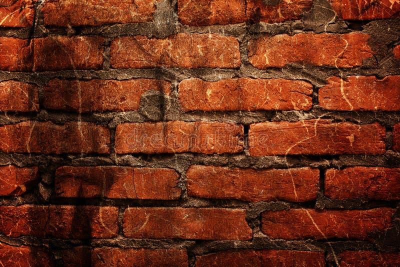 Download Ściana z cegieł zdjęcie stock. Obraz złożonej z zaniechany - 28961192