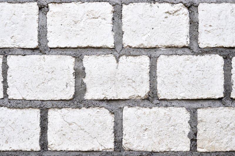 Ściana z cegieł tła tekstura fotografia stock