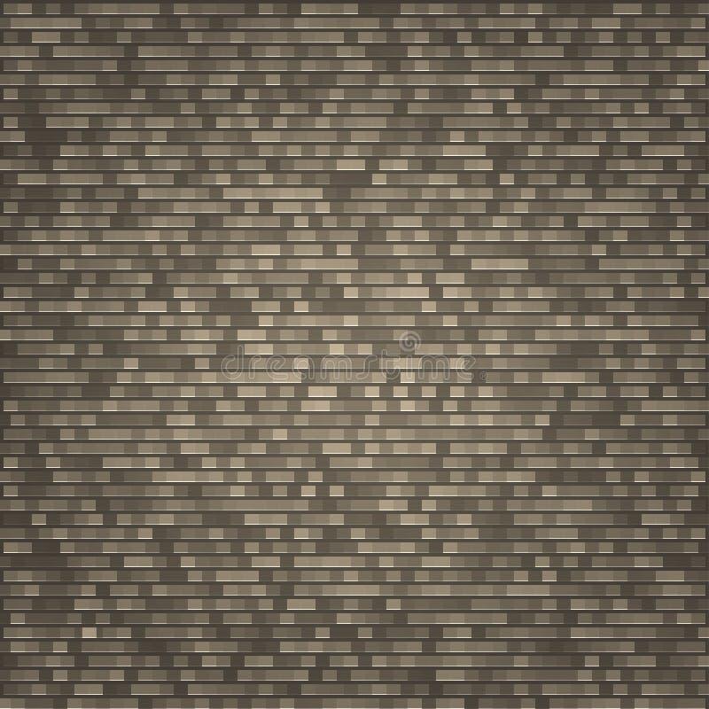 Ściana z cegieł tło ilustracja wektor