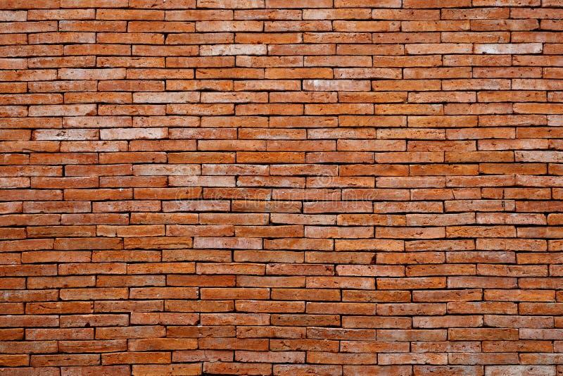 Ściana z cegieł textured tło, grunge tło zdjęcia royalty free