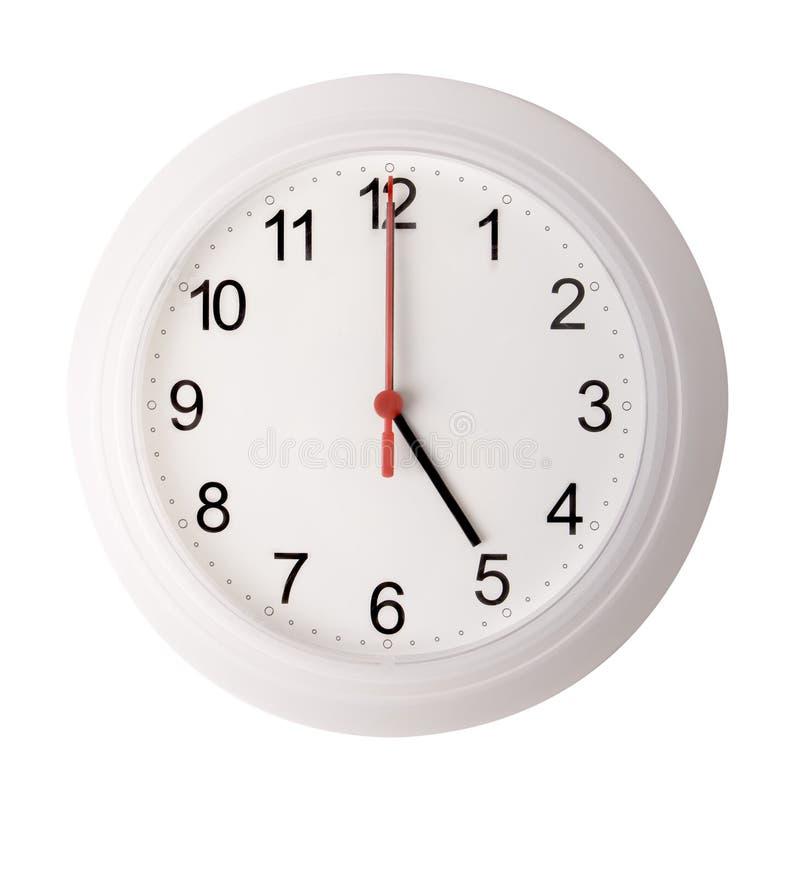 ściana zegara obraz stock
