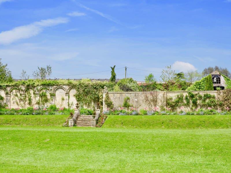 Ściany i granicy fotografia royalty free
