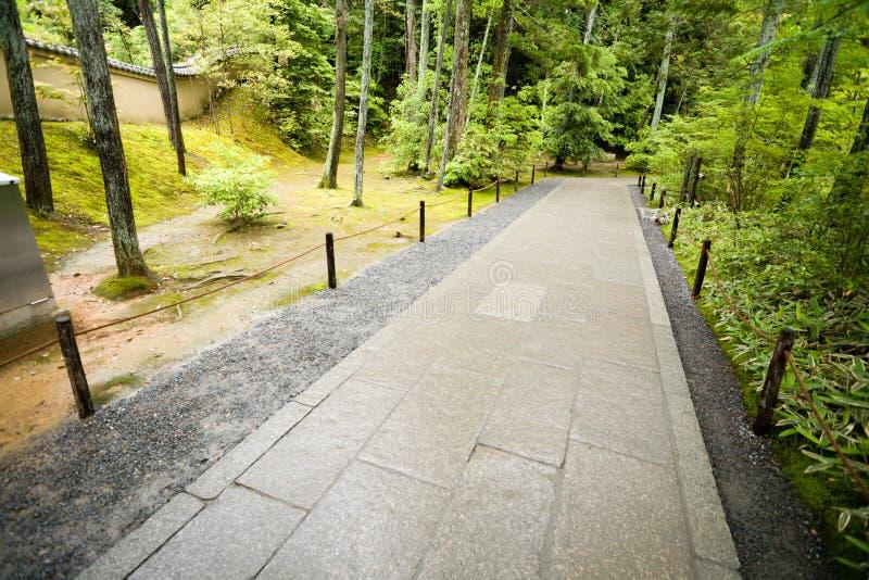 ścieżka avenue stóp obrazy stock