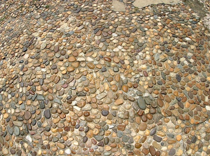 Download ścieżka kamyczek zdjęcie stock. Obraz złożonej z kolor, kamienie - 38698