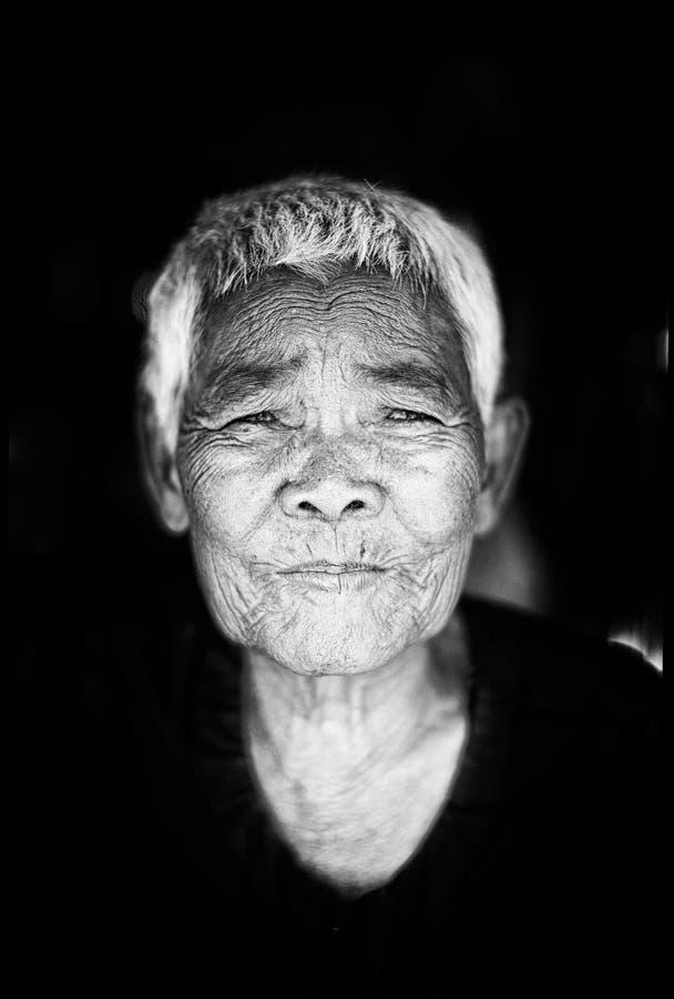 Ścieżki jej życie zdjęcie royalty free