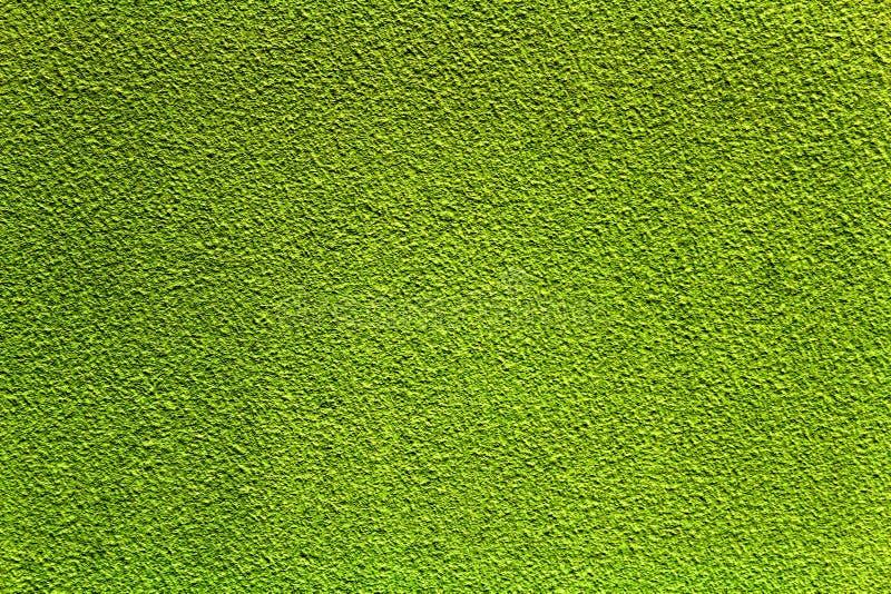 Ścienna jasnozielona tekstury miękka część obraz stock