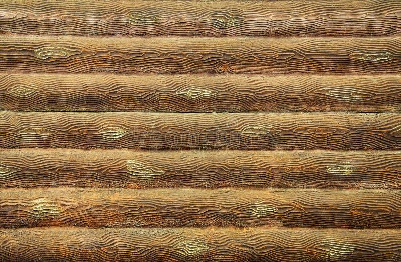 Ścienna tła i kamienia tekstura dla powierzchowności, Wykończeniowy kamienny projekt Drewniana struktury symulacja obraz stock