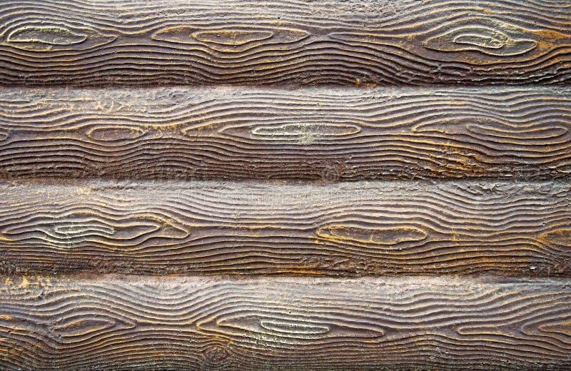 Ścienna tła i kamienia tekstura dla powierzchowności, Wykończeniowy kamienny projekt Drewniana struktury symulacja zdjęcia royalty free