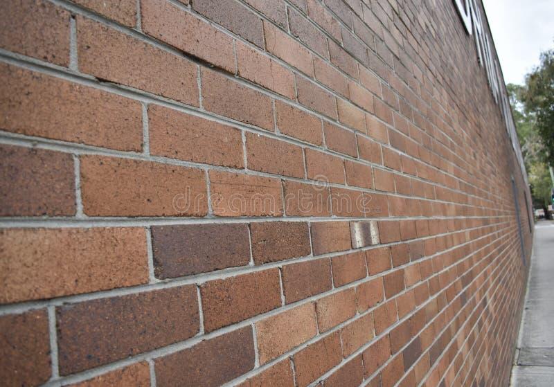 Ścienna tło ściany cegła obraz stock