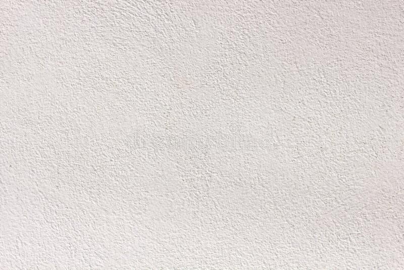 Ścienny betonowy tekstura biel taflujący fotografia stock