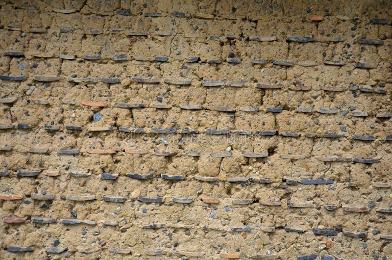 Ścienny kamienny tło obrazy royalty free