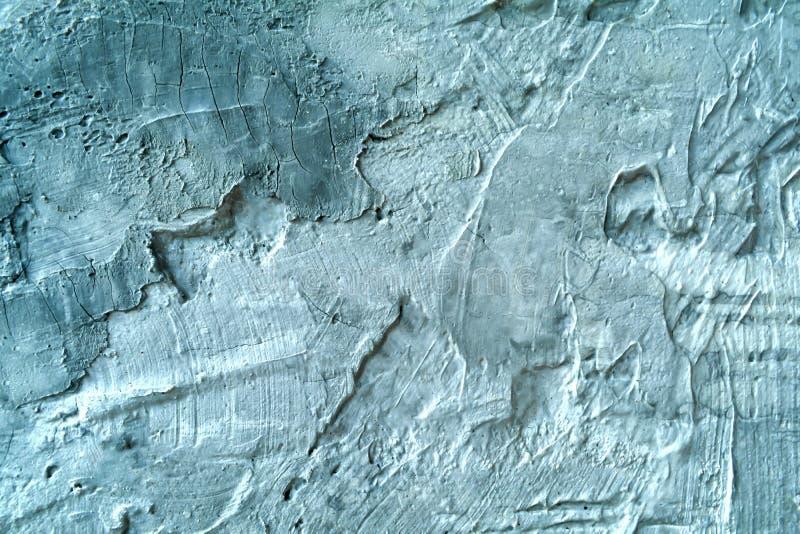 Ścienny sztuk szarość betonu tekstury rocznika koloru stylu tło obraz royalty free