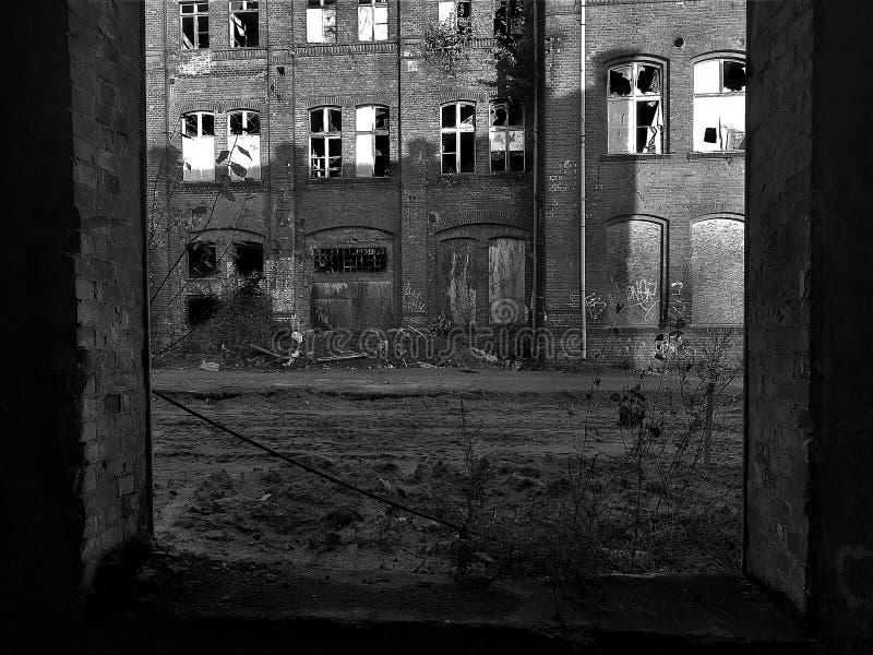 Ścienny widoku ain& x27; t okno fotografia royalty free
