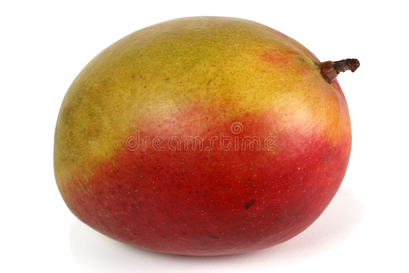 ścinku ścieżka mango obrazy stock