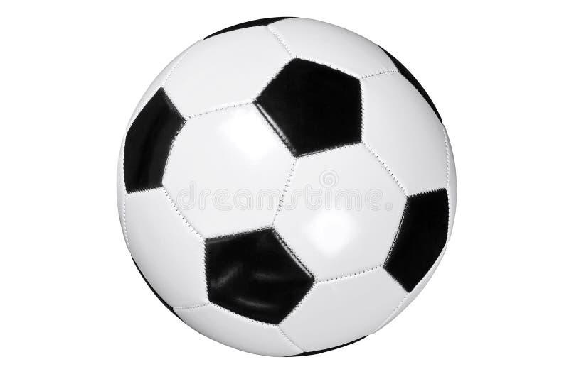 ścinku futbolu odosobniona ścieżka fotografia royalty free