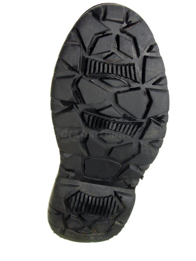 ścinku sole ścieżki buta obrazy royalty free