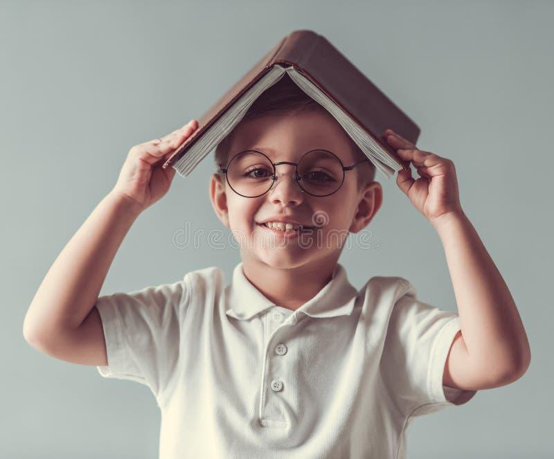 Śliczna chłopiec zdjęcia stock