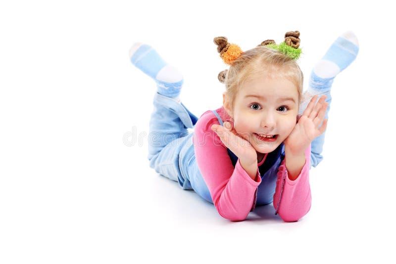 śliczna dziewczyna zdjęcie royalty free