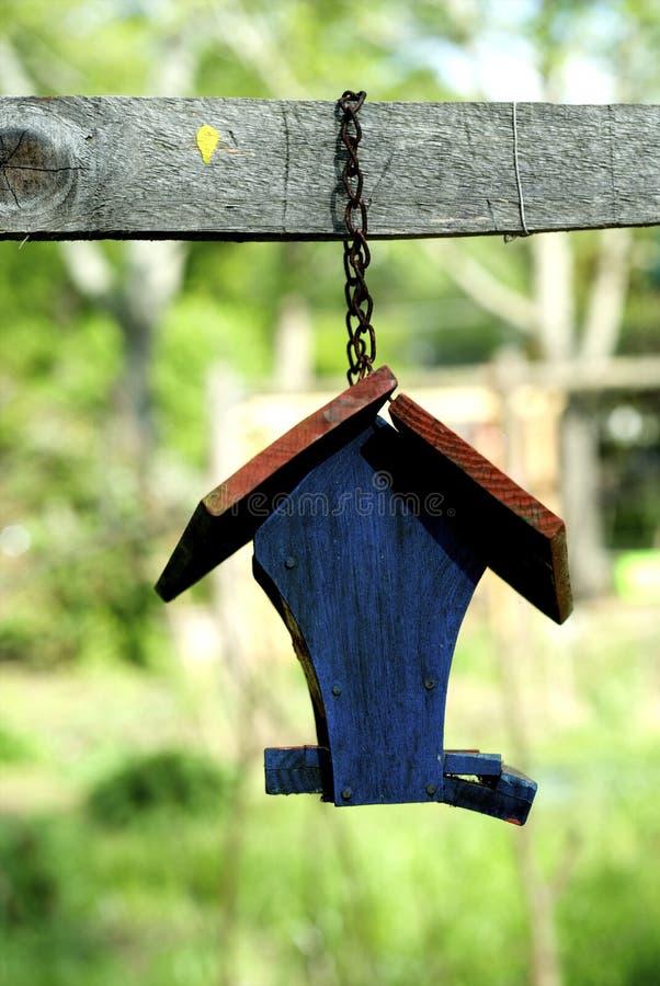 Śliczny Birdhouse zdjęcie stock