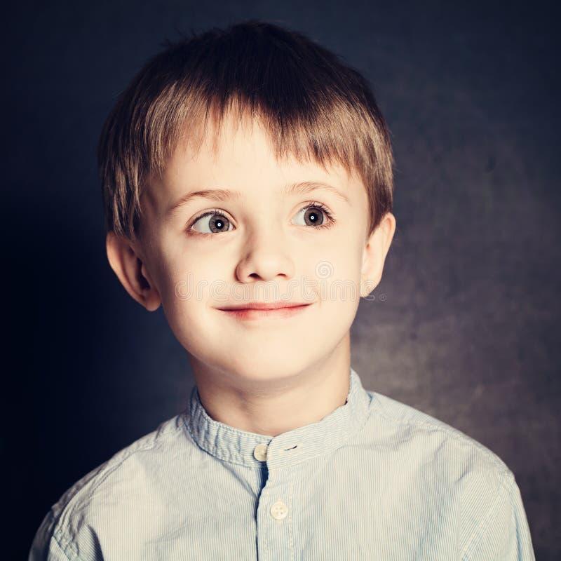Śliczny dzieciak Little Boy fotografia royalty free